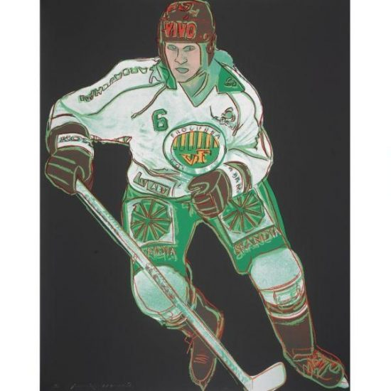 Frolunda Hockey Player 1986