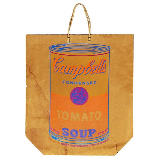 Campbell's Soup Can (Tomato) 1966 [a]