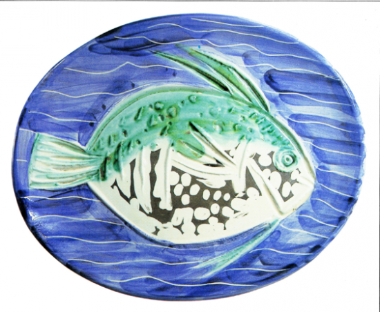 Blue Fish, 1953