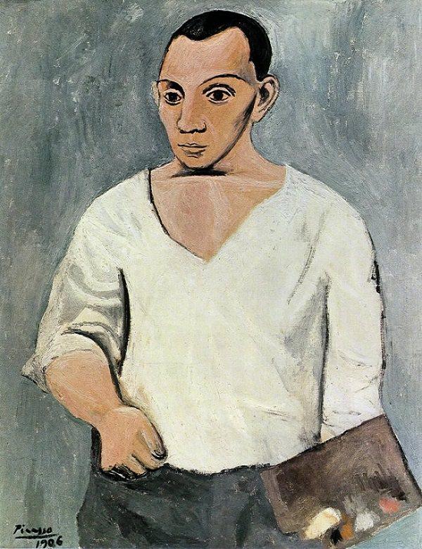 Henri Matisse and Pablo Picasso
