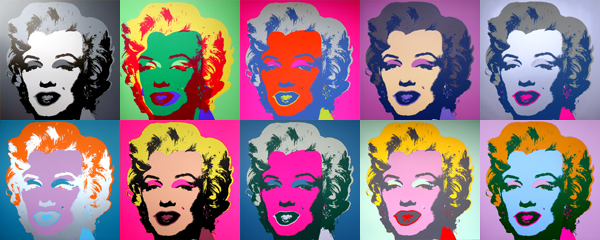 analysis andy warhol 39 s marilyn monroe series 1962 1967. Black Bedroom Furniture Sets. Home Design Ideas