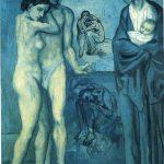 Pablo Picasso, La View, 1903