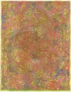 Frank Stella, Estoril Three II, Circuits Series 1982-1984
