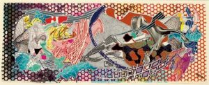 Frank Stella, Calvinia, Imaginary Places 1994-1999