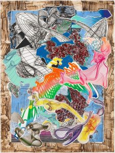 Frank Stella, Fanattia, Imaginary Places 1994-1999