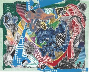 Frank Stella, Swoonarie, Imaginary Places 1994-1999
