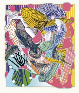 Frank Stella, Limanora, Imaginary Places 1994-1999