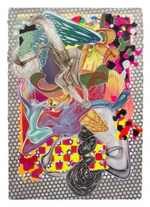 Frank Stella, Riallaro, Imaginary Places 1994-1999