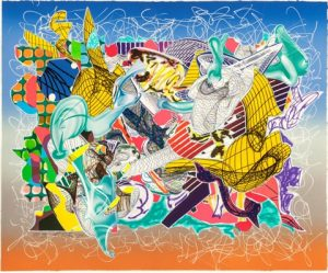 Frank Stella, Spectralia, Imaginary Places 1994-1999