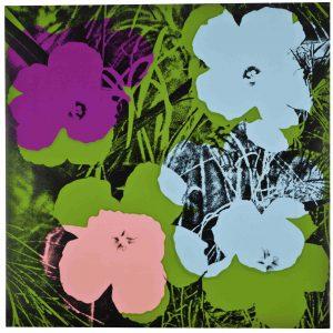 Andy Warhol Flowers, 1970, Screenprint on Paper (F&S.II.64)