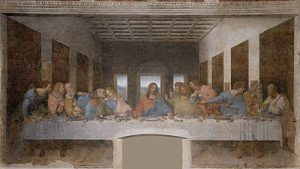 The Last Supper, 1488, Convent of Santa Maria delle Grazie, Milan, Italy