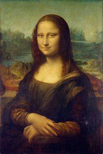 Mona Lisa (La Giocanda), c. 1503–06, Musée du Louvre, Paris