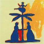 Andy Warhol, Hans Christian Andersen, 1987, Screenprint on Lenox Museum Board (F&S.II.395)