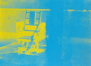 Andy Warhol, Electric Chairs, 1971, Screenprint on Paper (F&S.II.77)