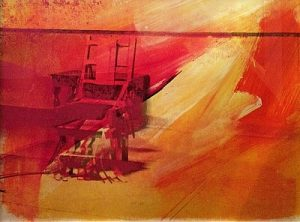 Andy Warhol, Electric Chairs, 1971, Screenprint on Paper (F&S.II.81)