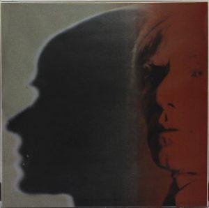 Andy Warhol, The Shadow, Screenprint on Lenox Museum Board (F&S.II.267)