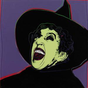 Andy Warhol, The Witch, Screenprint on Lenox Museum Board (F&S.II.261)