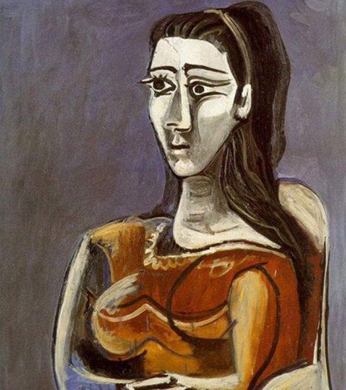 Eva Gouel (Marcelle Humbert) 1912-1915