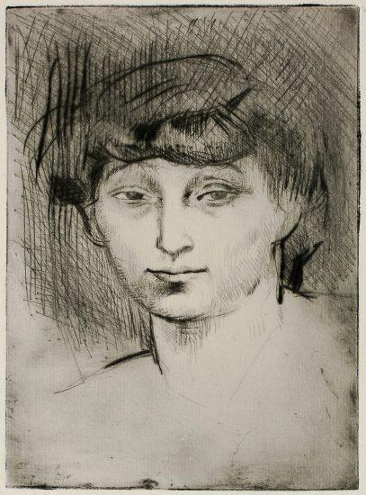 Fernande Olivier 1904-1912