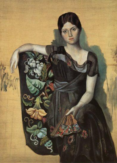 Olga Khokhlova 1917-1927