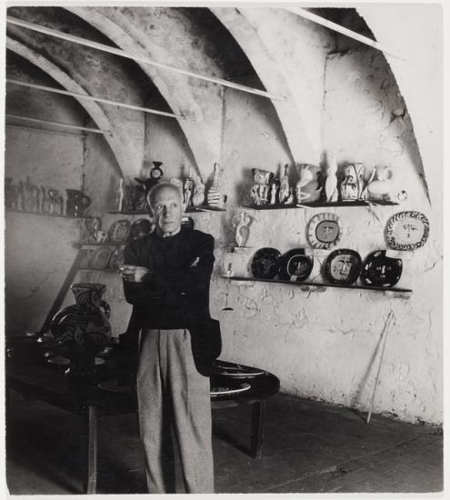 Picasso ceramic Madoura Pottery Atelier