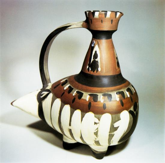 Tarasque, 1954