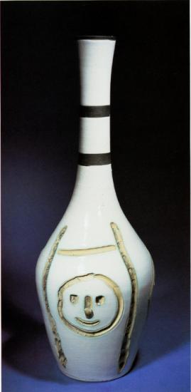 Engraved Bottle, 1954