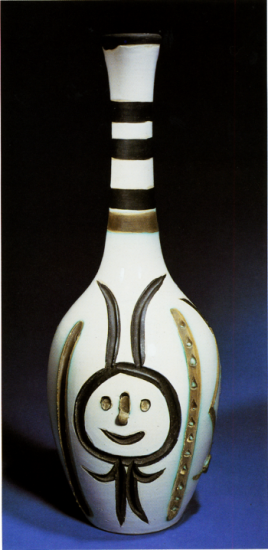 Engraved Bottle, 1954