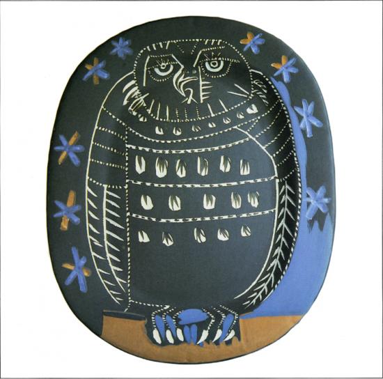 Mat Owl, 1955