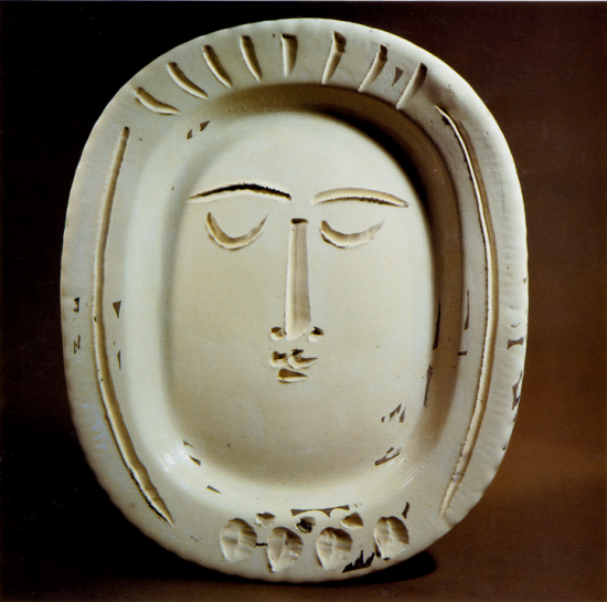 Woman's Face, 1955