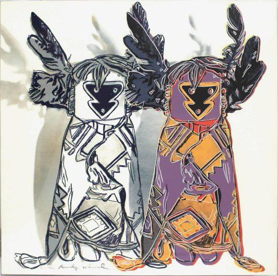 Kachina Dolls 1986