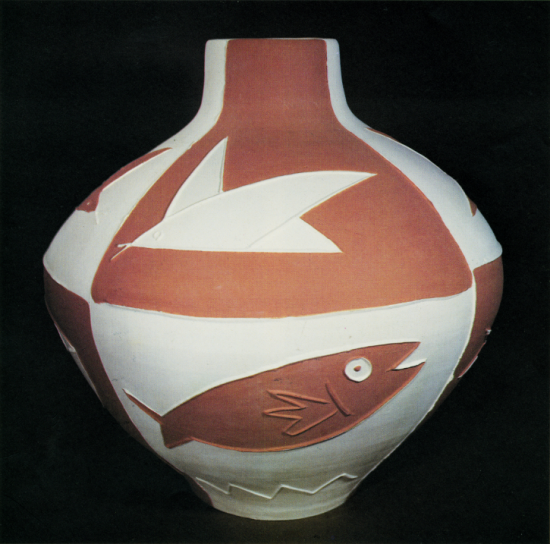Birds and Fishes, 1955