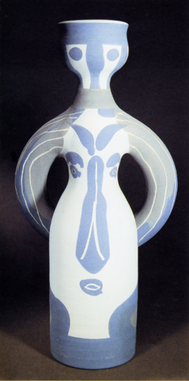 Woman Lamp, 1955