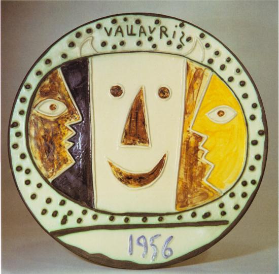Vallauris, 1956