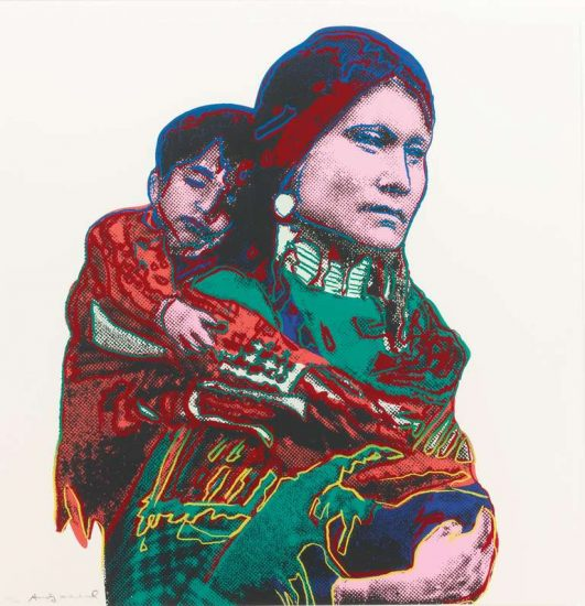 Mother and Child 1986