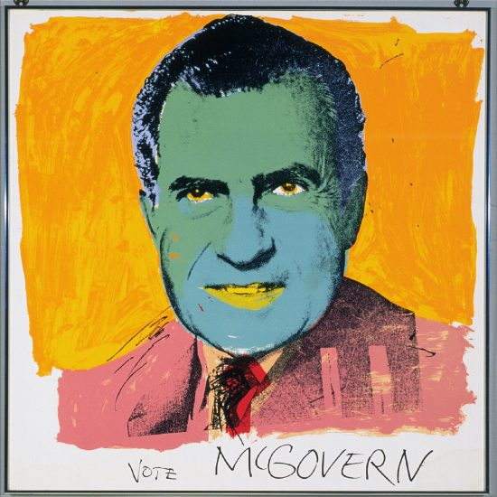 Vote McGovern 1972