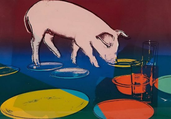 Fiesta Pig 1979