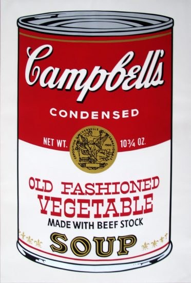 Campbell's Soup II 1969