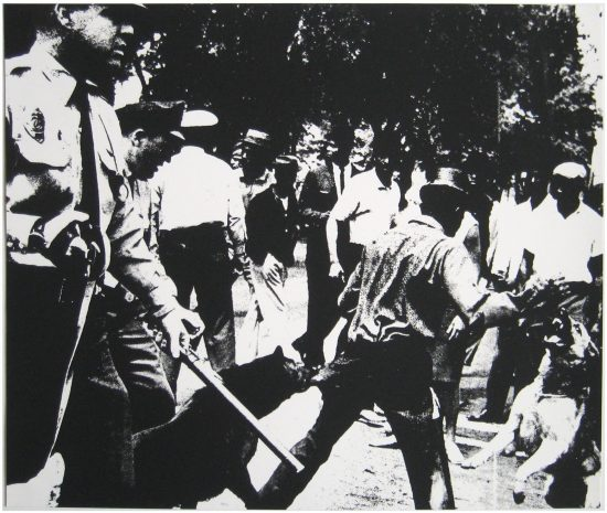 Birmingham Race Riot 1964