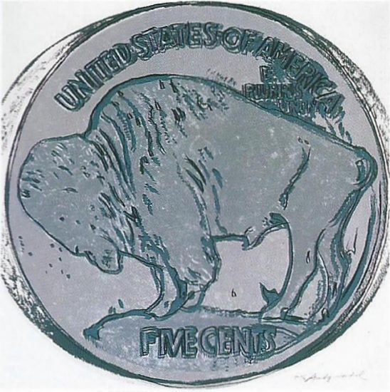 Buffalo Nickel 1986