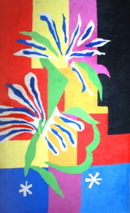Henri Matisse Tapestry, Danseuse Créole (Creole Dancer)