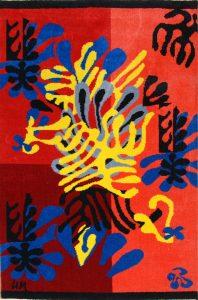 Henri Matisse Tapestry, Mimosa, 1951