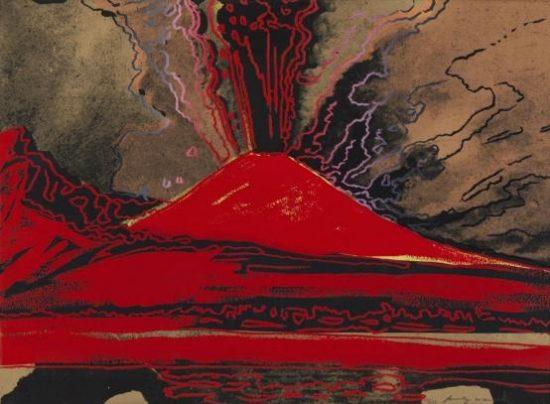 Vesuvius 1985