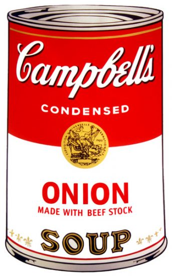 Campbell's Soup I 1968