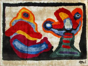 Karel Appel Tapestry, The Netherlands, c. 1970