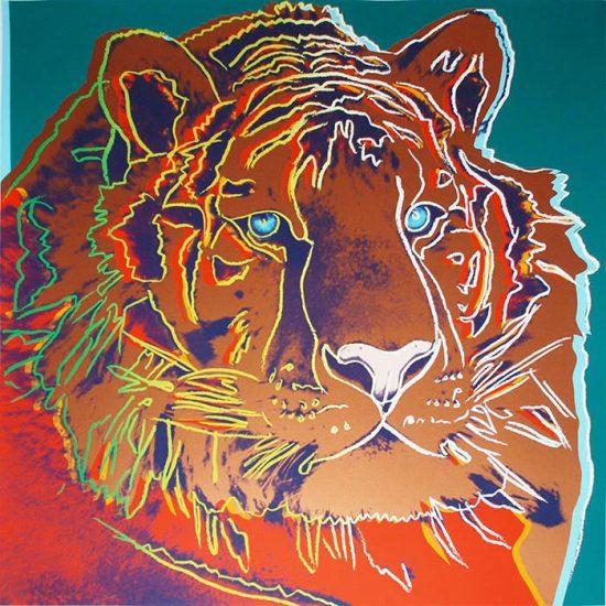 Siberian Tiger 1983