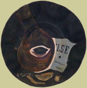Georges Braque Sculpture, Valse (Waltz), 1960
