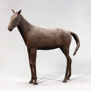 Deborah Butterfield, Horse, 1976