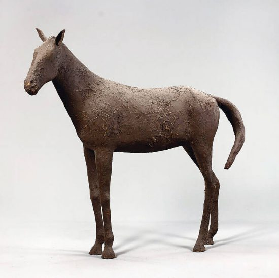 Deborah Butterfield, Horse, 1976