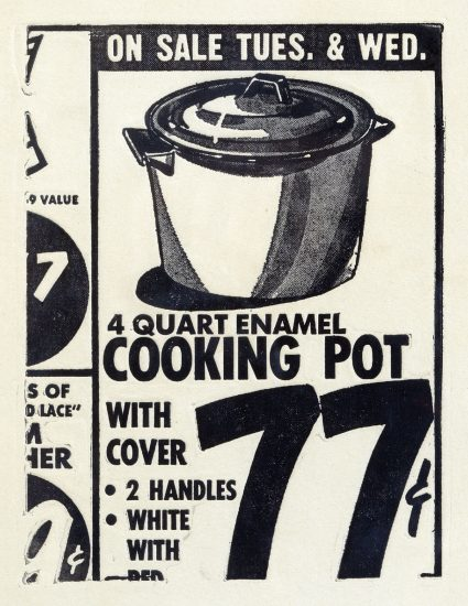 Cooking Pot 1962